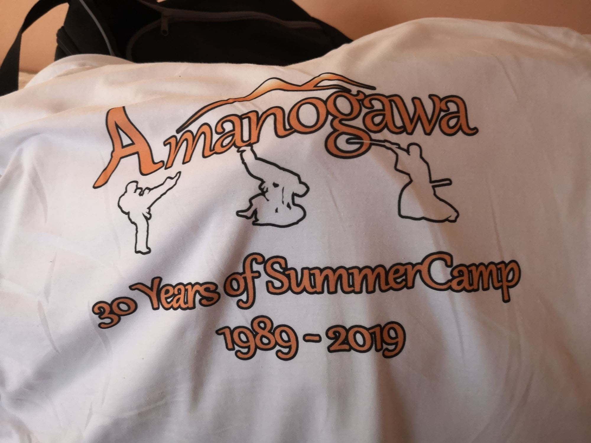 30 års SummerCamp t-shirt