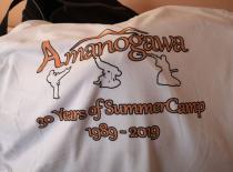 30 års SummerCamp t-shirt
