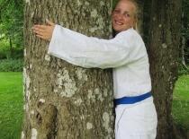 Damn treehugger...