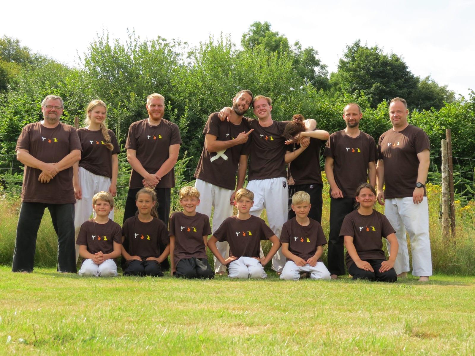 Brune t-shirts - det er awesome :-)