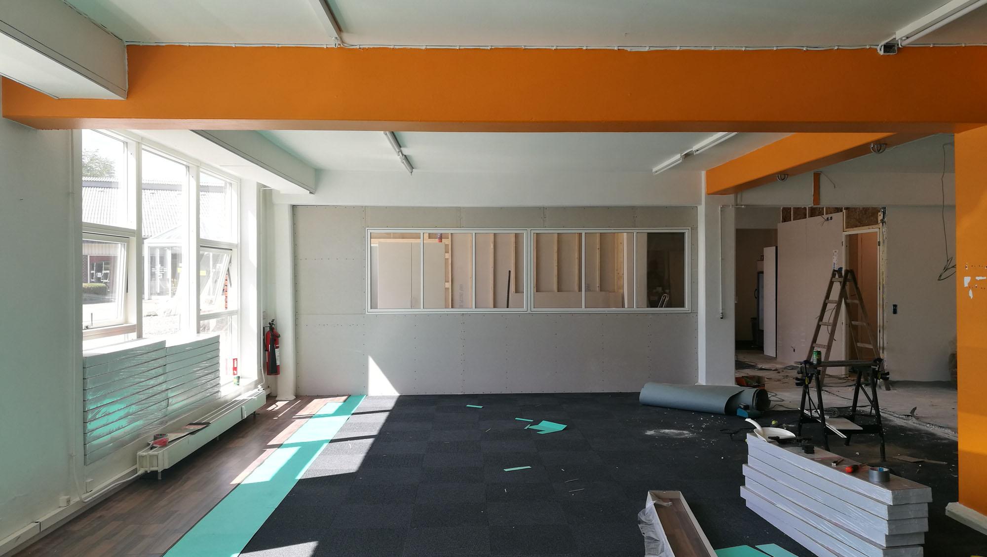 Væggen mellem dojo og limbo begynder at ligne noget...