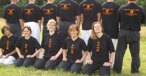 Black Dragon Camp 2007 - Vi gennemførte!