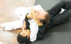 Jiu-jitsu handler også om gulvkamp