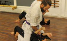 Jiu-Jitsu kan hjælpe dig i denne situation