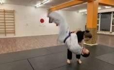 Jiu-jitsu i Vejle - kast med de store drenge så let som ingenting