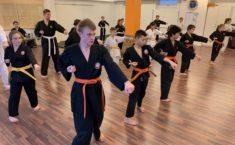 Karate er gamle traditioner og moderne træning