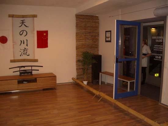 Amanogawa efter ombygningen