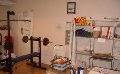 Dojo, kontor, lager eller træningscenter?